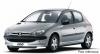 206 - стекло на Peugeot (Пежо)