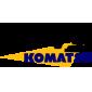 Стёкла для экскаваторов-погрузчиков KOMATSU