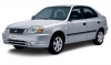 ACCENT (2000-2006) - стекло на Hyundai (Хендай)