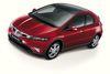 CIVIC 3/5D (2005-2012) - стекло на Honda (Хонда)