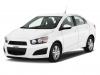 AVEO (2011-) - стекло на Chevrolet (Шевроле)