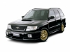 FORESTER I - стекло на Subaru (Субару)