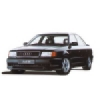 100 (кузов 45) -  стекло на Audi (Ауди)