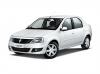 LOGAN I - стекло на Renault (Рено)