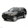 X5 (E53) - стекло на BMW (БМВ)