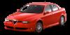 156 - стекло на Alfa Romeo (Альфа Ромео)