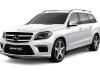 GL-CLASS (W164) - стекло на Mercedes-Вenz (Мерседес-Бенц)