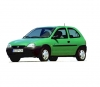 CORSA B - стекло на Opel (Опель)
