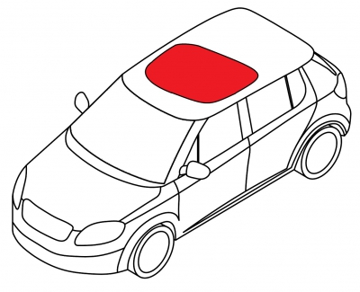 Люк BMW 3 SERIE - E-90
